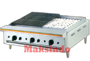 Gas Char Broiler  4