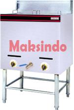 Mesin Deep Fryer Gas 6