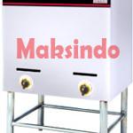 Jual Mesin Gas Fryer 6 Liter MKS-71B  di Palembang