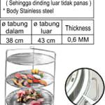 Jual Mesin Panggang Bebek di Palembang