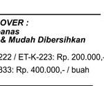 Jual Mesin Pemanggang BBQ di Palembang