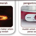 Jual Mesin Pemanggang Infra Red Roaster Zaigle Buatan Korea di Palembang