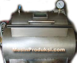 Mesin Vacuum Frying Kapasitas 25 kg 4