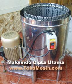 Mesin Vacuum Frying Kapasitas 25 kg 7