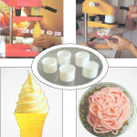 Jual Alat Manual Ice Cream Moulder di Palembang