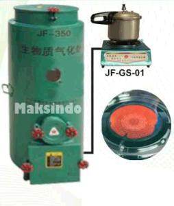 Kompor Gas Biomas (Gasifier  Stove) 2