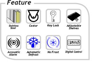 Laboratorium Refrigerator 10