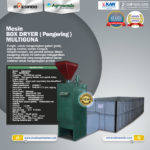 Jual Mesin Box Dryer di Palembang