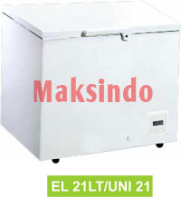 Mesin Chest Freezer -40 C  5