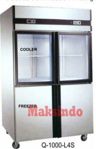 Mesin Combi Cooler-Freezer
