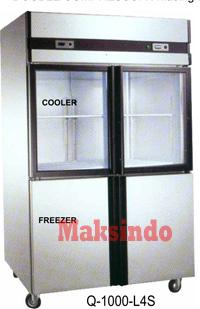 Jual Mesin Combi Cooler-Freezer di Palembang