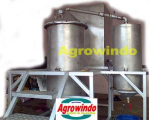 Mesin Destilasi Minyak Asiri 2