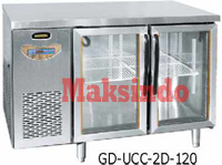Mesin Glass Door Under Counter 4