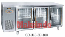 Mesin Glass Door Under Counter 6