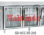 Jual Mesin Glass Door Under Counter di Palembang