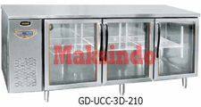 Mesin Glass Door Under Counter 7