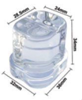 Mesin Ice Cuber 11