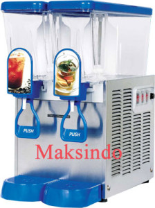 Mesin Juice Dispenser Buatan KOREA