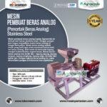 Jual Mesin Pembuat Beras Analog di Palembang
