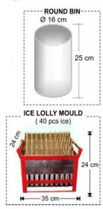 Mesin Pembuat Es Lolly 13