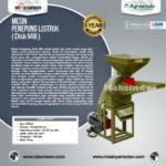 Jual Mesin Penepung (Disk Mill) di Palembang