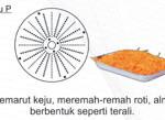 Jual Mesin Perajang Buah / Sayuran Berbagai Bentuk di Palembang