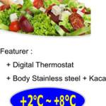 Jual Mesin Salad Case di Palembang
