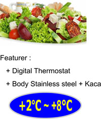 Mesin Salad Case  6