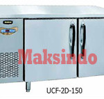 Jual Mesin Stainless Steel Under Counter FREEZER di Palembang