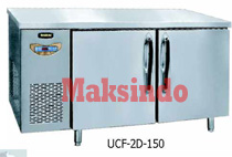 Mesin Stainless Steel Under Counter FREEZER  2
