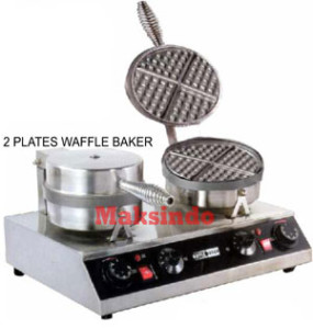 Mesin Waffle Iron 3