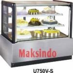 Jual Mesin Countertop Cake Showcase di Palembang
