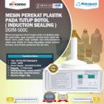 Jual Mesin Induction (Perekat Plastik Alumunium Pada Botol) di Palembang
