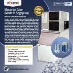 Jual Mesin Pembuat Es Batu (Ice Cuber Machine) di Palembang