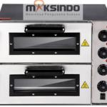 Mesin Oven Listrik 2 Rak Harga Hemat (New) Di Palembang