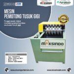 Jual Mesin Tusuk Gigi (Paket Komplit) di Palembang