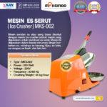 Jual Mesin Es Serut (Ice Crusher) di Palembang