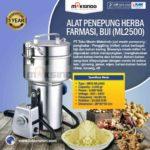 Jual Mesin Penepung Herba, Farmasi, dan Biji-Bijian Kering (Miller) di Palembang