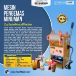 Mesin Cup Sealer Manual NEW Di Palembang