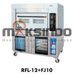 Jual Mesin Combi Deck Oven + Proofer di Palembang