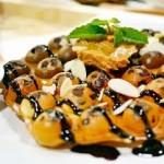 Jual Mesin Egg Waffle (Wafel Bentuk Telur) di Palembang