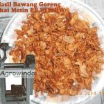 Jual Mesin Pengiris Bawang Merah di Palembang