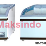 Jual Mesin Sliding Curve Glass Freezer di Palembang