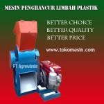 Jual Mesin Penghancur Plastik (Perajang Limbah Plastik) di Palembang