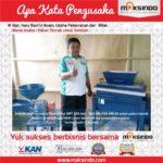 Jual Mesin Mixer Pakan Ternak (model horizontal mixer / Ribbon Mixer) di Palembang