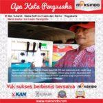 Jual Mesin Es Krim 3 Kran (Japan Kompressor) di Palembang