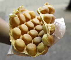 Egg waffle-tokomesinpalembang