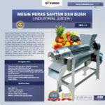 Jual Mesin Peras Santan dan Buah (Industrial Juicer) di Palembang