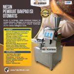 Jual Mesin Pembuat Bakpao Isi Otomatis di Palembang