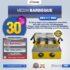 Jual Mesin Pemanggang Sate – BBQ 2 Tungku (Gas) di Palembang